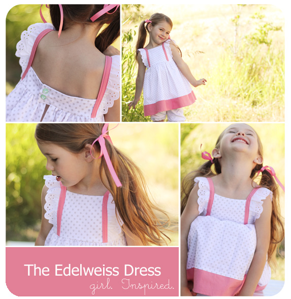 Edelweiss Dress Pattern Review