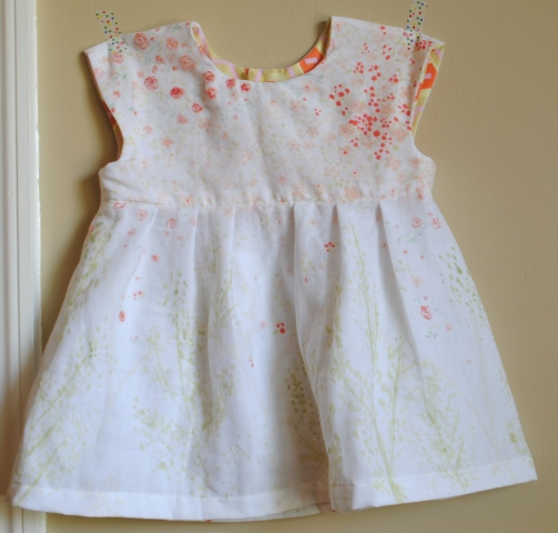 Featured Geranium Dress