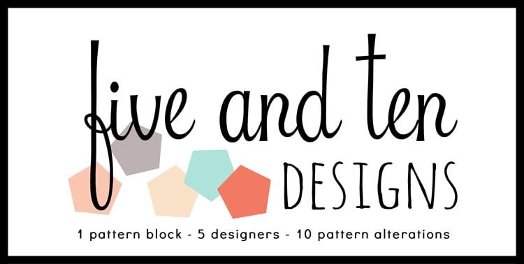 5 & 10 Designs - Volume 1
