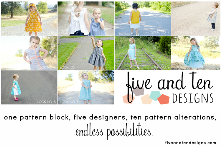 Five and Ten Designs