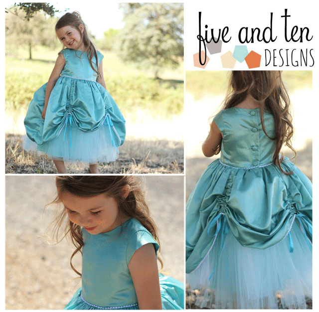 Princess Sewing Pattern
