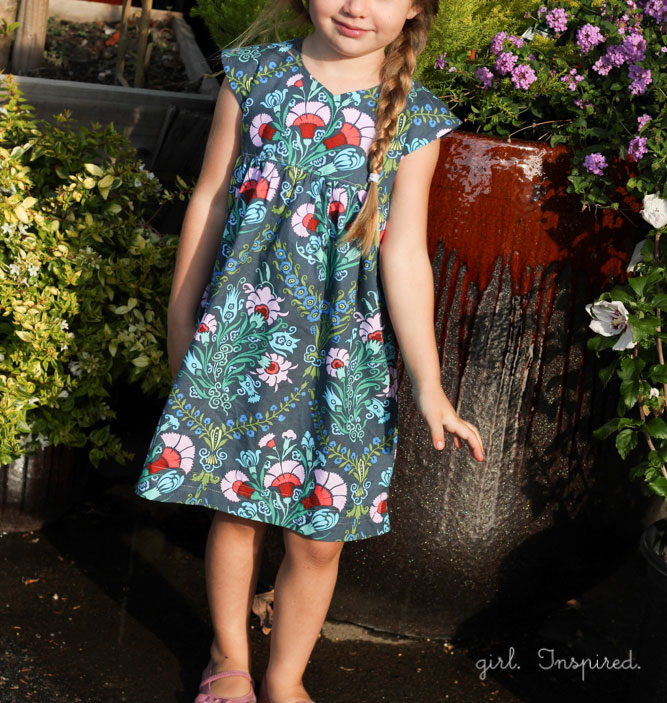 Geranium Dress Pattern Revew