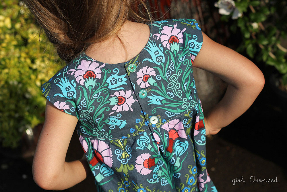 Geranium Dress Pattern Review