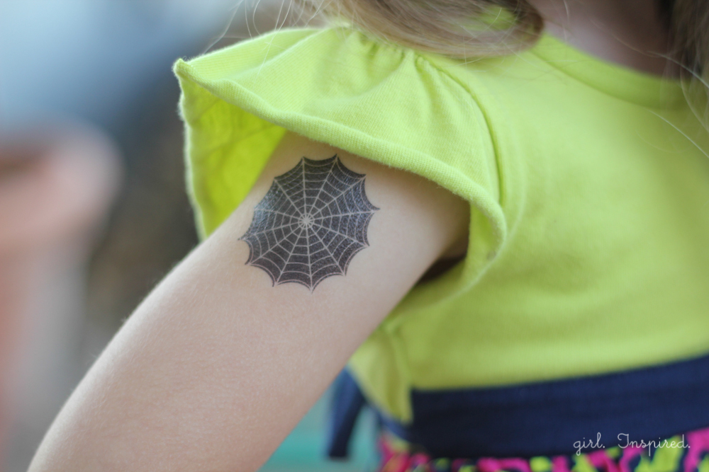 DIY Temporary Tattoos - make your own custom tattoos!!