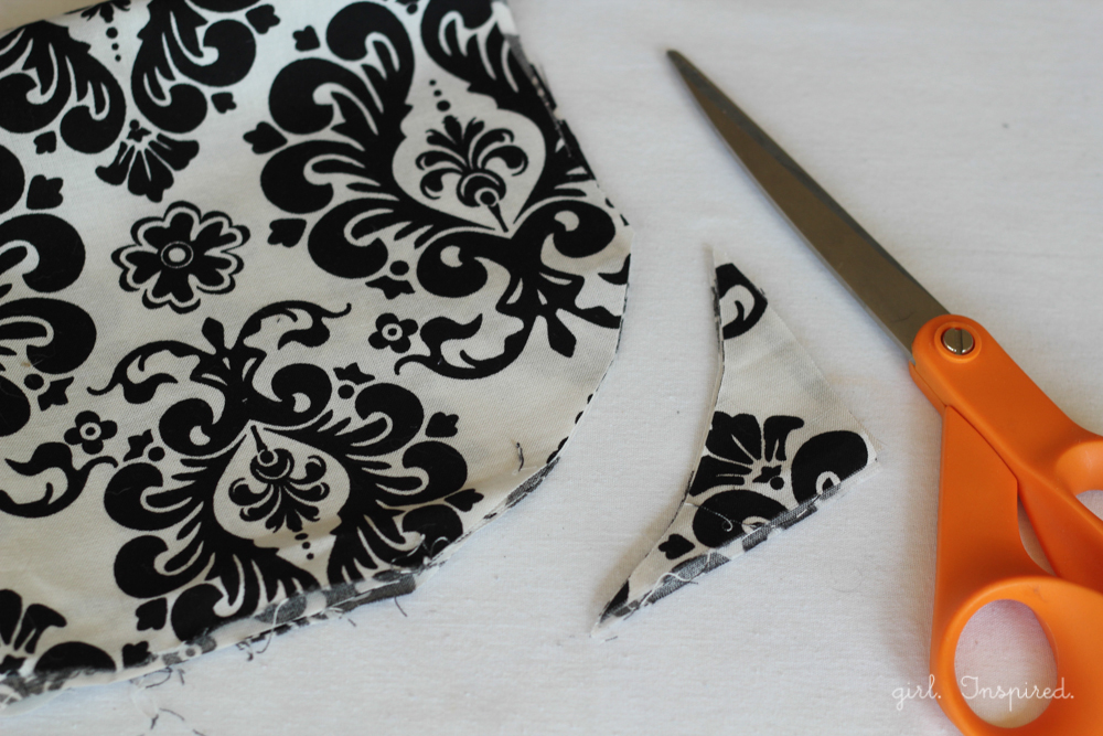No Sew Fabric Pumpkins Tutorial