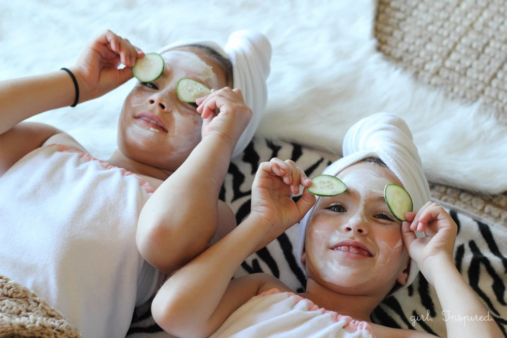 Spa Party Birthday Ideas