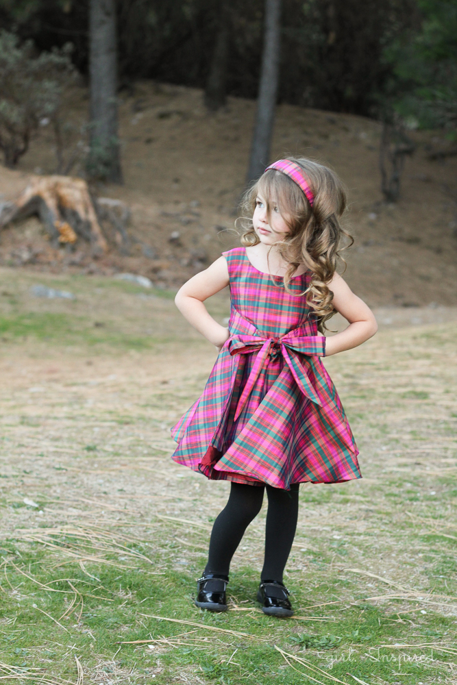 Amaryllis Dress Pattern Review
