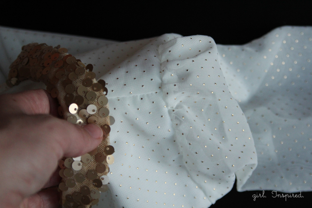 Tutorial for converting a regular sleeve into a puff sleeve - great for girls' special occasion dresses!