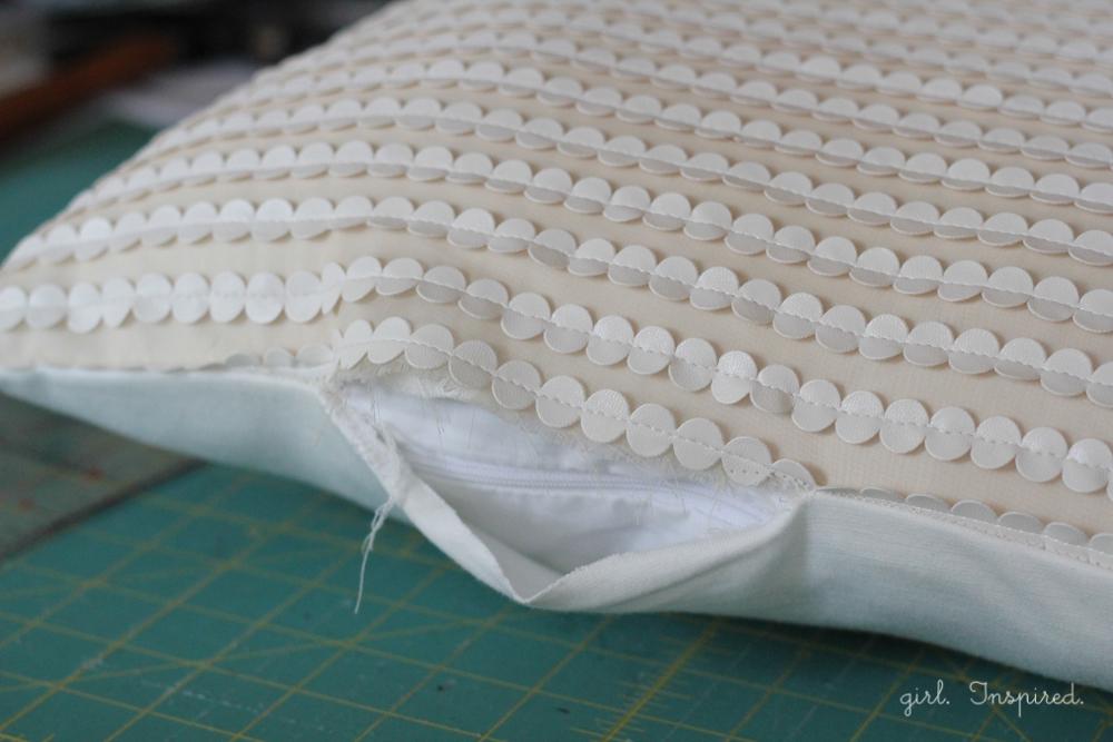 Sequin Sofa Pillows