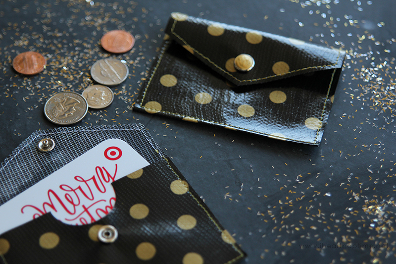 Oilcloth Coin Purse