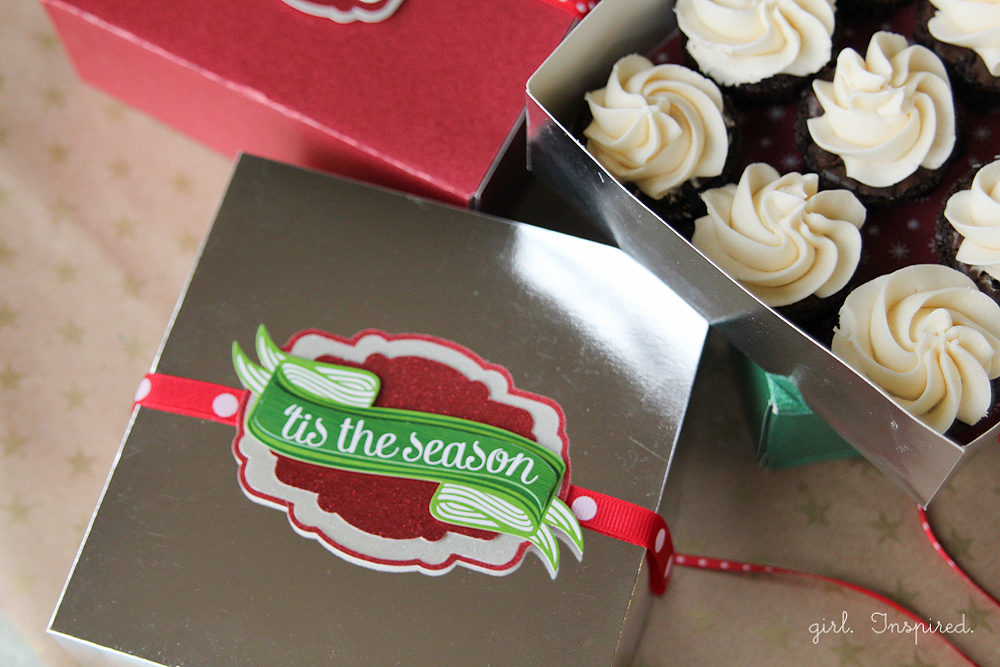 Papercrafted Gift Boxes for Holiday Treats