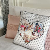 How to Add Piping to Pillows