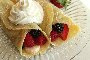 Breakfast Crepes Recipe