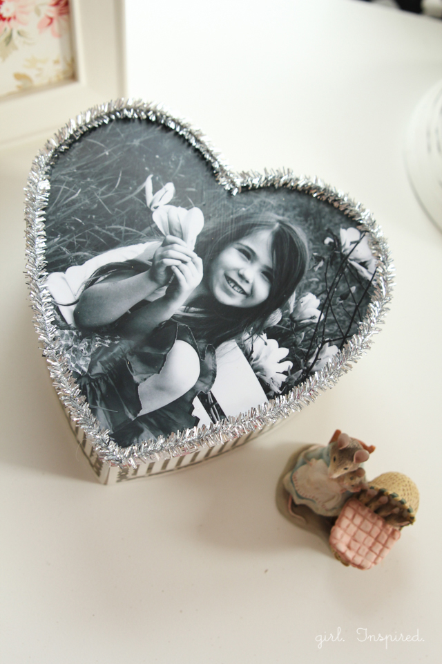 Photo Trinket Box