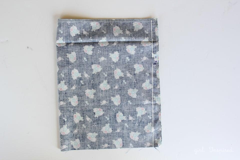 Knapsack Sewing Tutorial