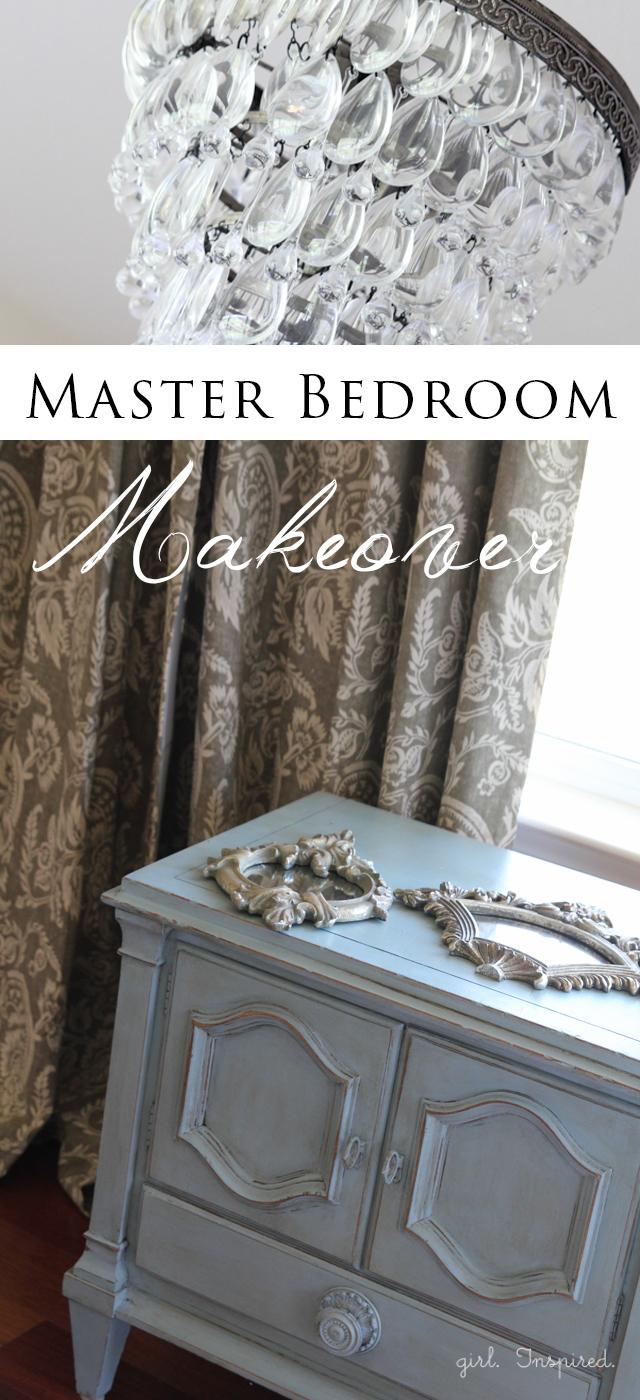 Master Bedroom Makeover Inspiration