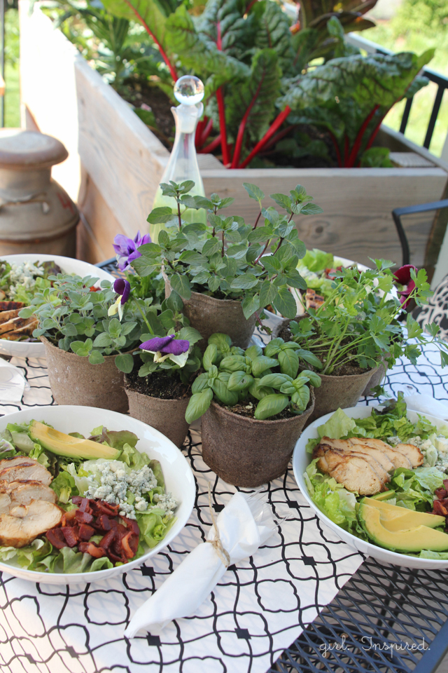 Garden and Seed Exchange Party - menu and ideas