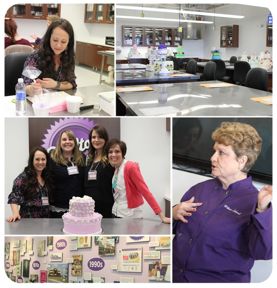 Wilton Sweet-Up Event!