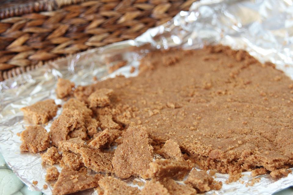 Homemade Graham Cracker Crumbles