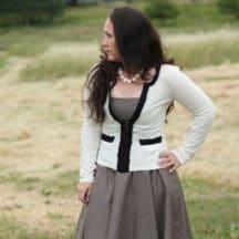 Women's Sewing - Polka Dot Dress