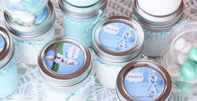 22+ Spectacular FROZEN Birthday Party Ideas