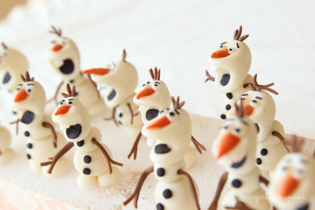 22 Spectacular Frozen Birthday Party Ideas Girl Inspired