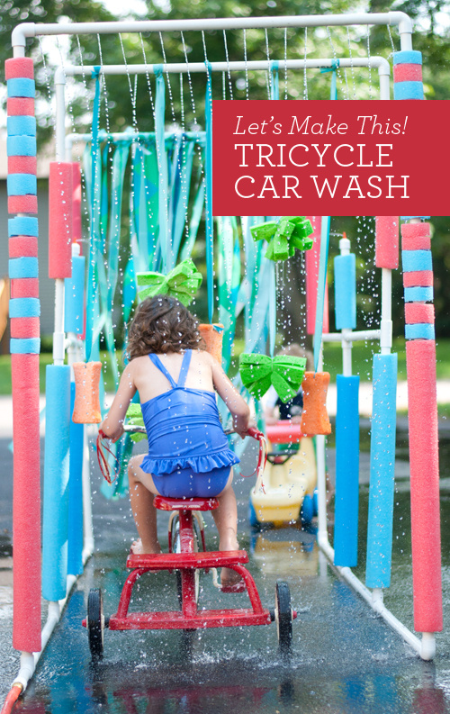 Tricycle-Car-Wash
