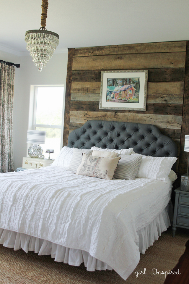 How to Make a Tufted Headboard