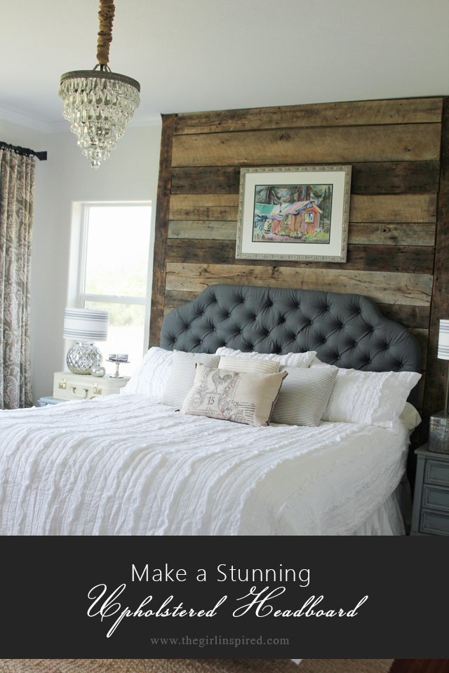how to make an upholstered headboard  girl. inspired., Headboard designs