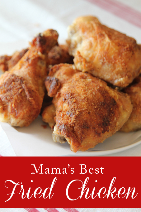 Best Fried Chicken Recipe - plus some lower-cal and grain-free variations