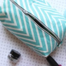 Cosmetic Bag Tutorial