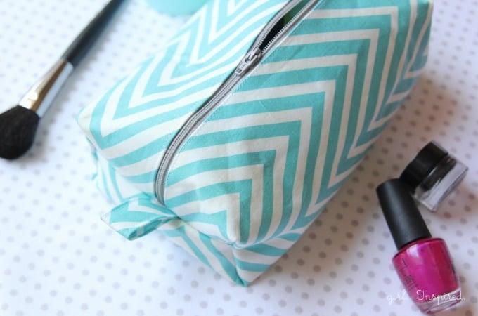 Cosmetic Bag Tutorial
