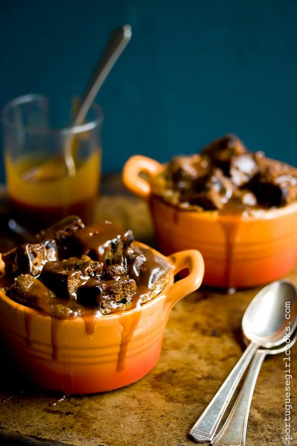 Pumpkin Desserts - Pumpkin Bread Pudding