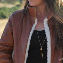 How to Sew a Leather Jacket!