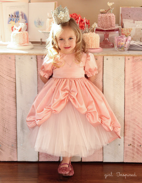 Princess Dress Sewing Tutorial