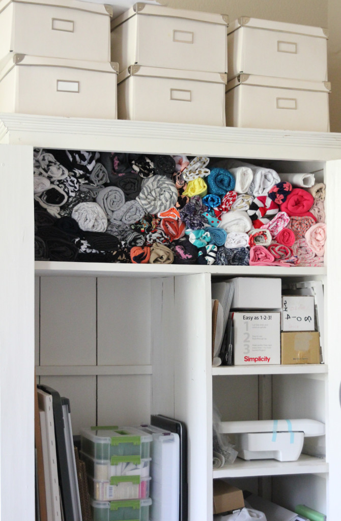 Craft Organization - tips and tools for better organization