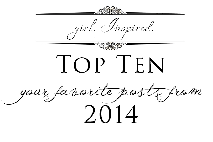 Top Ten from 2014