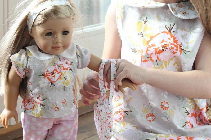 Riley Blake Doll Clothes Tutorial