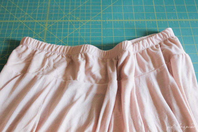 Summer Skirt Tutorial