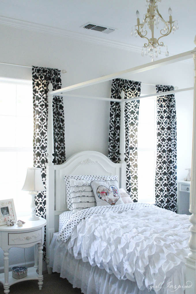 Paris Inspired Bedroom Pretty S