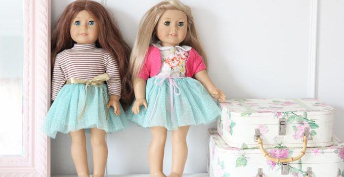 Doll Tutu