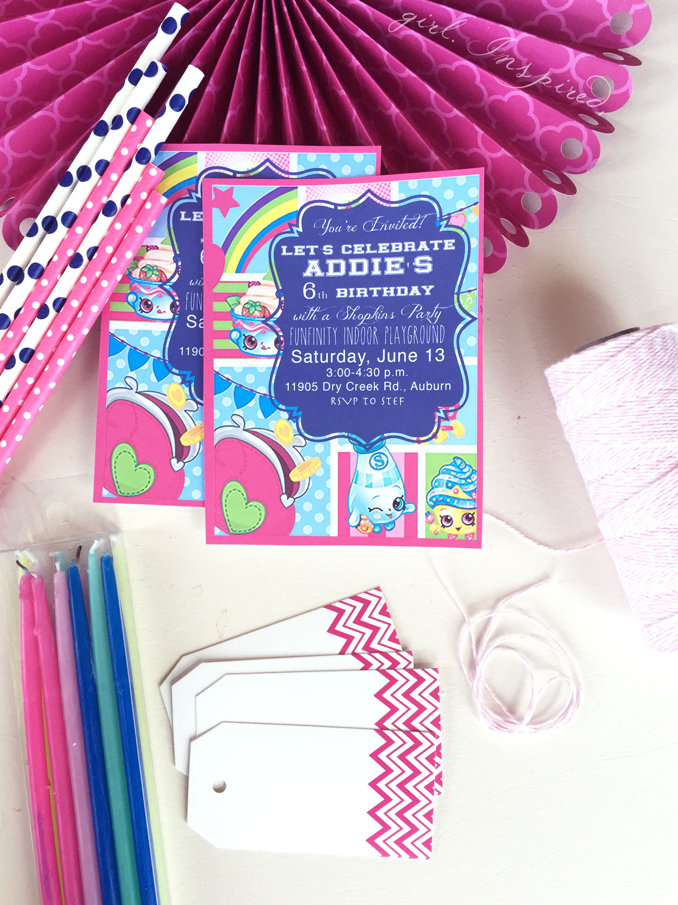 Tons Of Fun Party Ideas For A Shopkins Birthday
