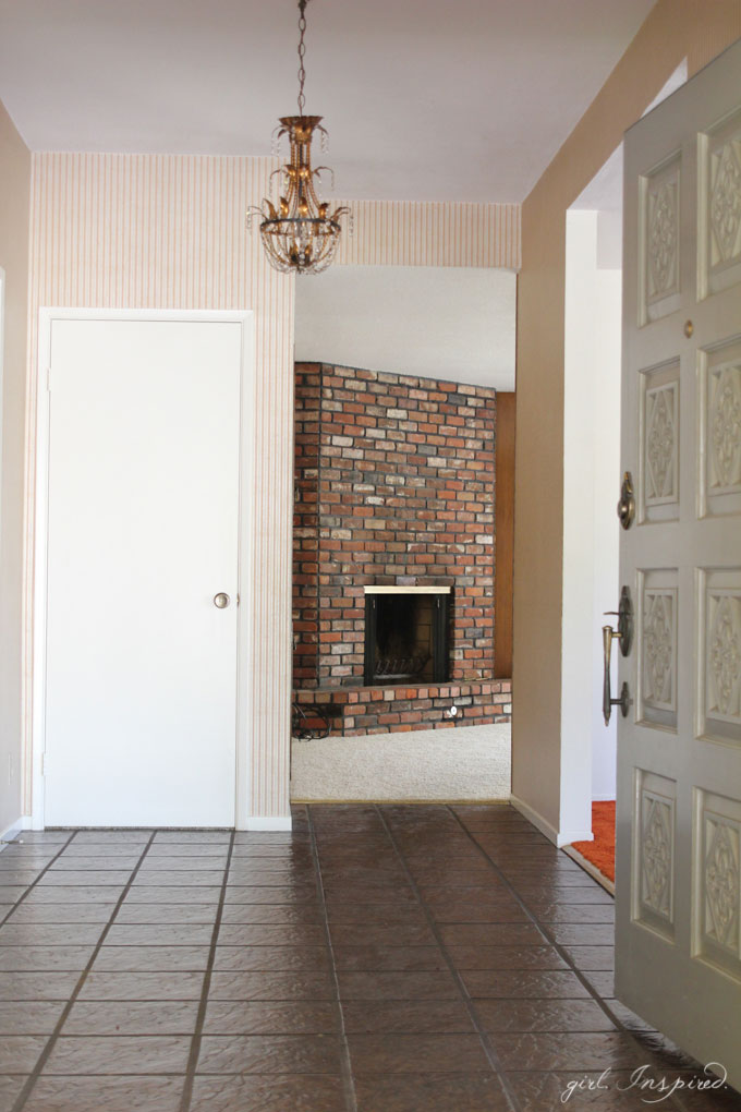 Great potential in this great original home from 1970s.
