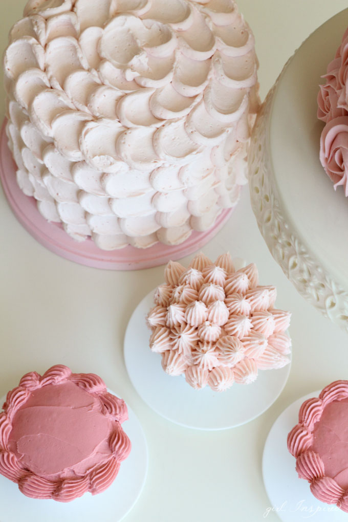 Cake Decorating Techniques Ideas : Simple and Stunning Cake Decorating Techniques - girl ...