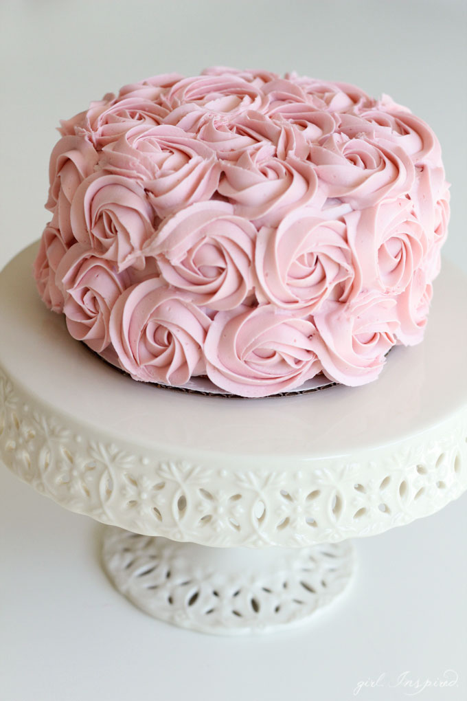 Cake Decorating Latest Techniques : Simple and Stunning Cake Decorating Techniques - girl ...