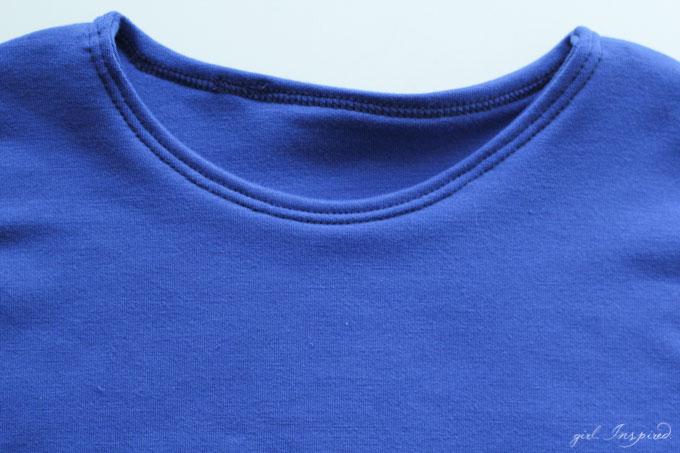 Knit Twirl Dress Tutorial