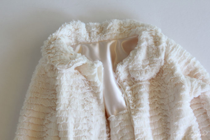 Luxury Fur Coat Sewing Tutorial