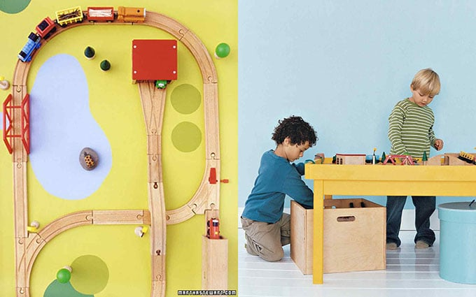 Make this Play Table plus loads of other cute gift ideas for kids!