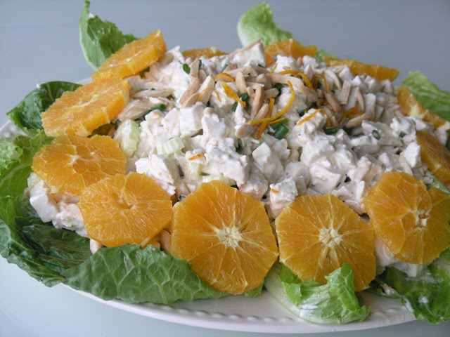 Citrus Chicken Salad