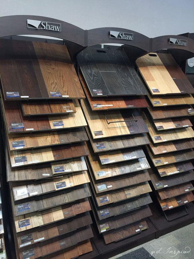 Fixer Upper Hardwood Flooring